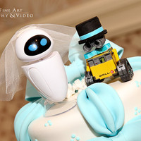 Cake topper