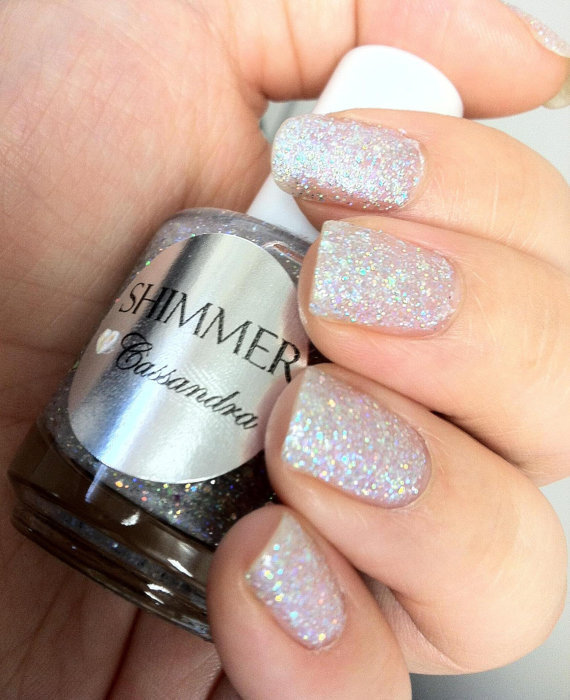Shimmer Nail Polish - Cassandra