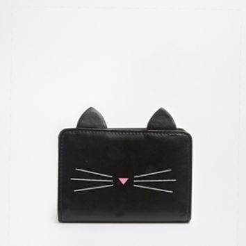 ASOS Halloween Cat Oyster Card Holder