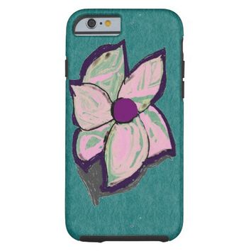 Abstract Flower Art by Serena iPhone 6 case