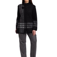 Pendleton Women`s Stadium Sweater Coat