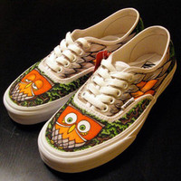Vans Customize Shoes For the true soul mates. | vansshoesbox.com