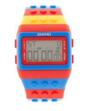 Limited Edition Colour Block Watch