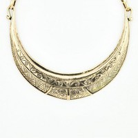 Plate of Egypt Necklace - ShopSosie.com