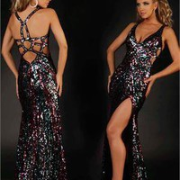 Mac Duggal dress 3393T - Homecoming dresses | NetFashionAvenue