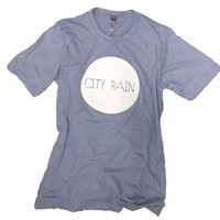 "City Rain ""Circle"" Shirt All Sizes S-XXL"