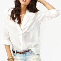 Cloud Nine Blouse