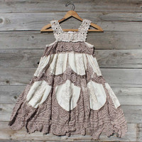Vintage 70's Battenburg Lace Dress