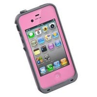 LifeProof iPhone Case for the iPhone 4/4S - Pink LPIPH4CS02PK