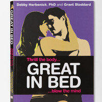 Great In Bed By Dr. Debby Herbenick & Grant Stoddard