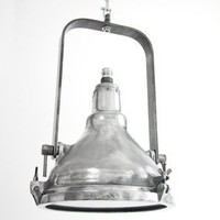 SkinFlint Design Vintage 'GEC' industrial lights - Pendants - Modenus Catalog