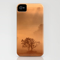 """Dawn"" whispered the mist iPhone Case by John Dunbar 