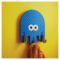 Seymour 3D Wall Hooks - Cool Stuff for Kids Rooms!