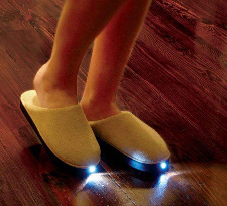 LED Slippers | LED Gifts - Opulentitems.com