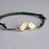 Love Birds Bracelet (24 colors to choose)