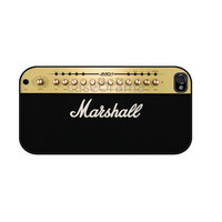 Guitar Amplifier Marshall Rubber iPhone Case, iPhone 4, iPhone 4 case, iPhone 4S case, iPhone cover, iPhone 4 cover