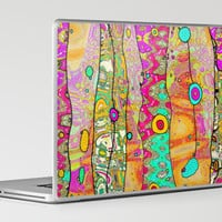 Layers of Whimsy Laptop &amp; iPad Skin by Ingrid Padilla  | Society6