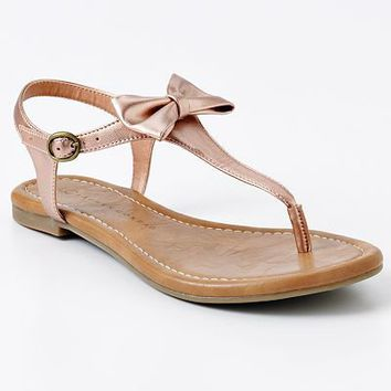 LC Lauren Conrad Thong Sandals - Pink
