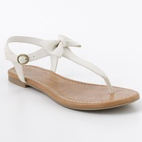 LC Lauren Conrad Thong Sandals