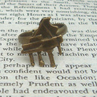Piano Adjustable Brass Ring