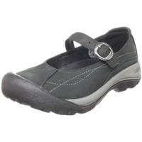 Keen Women`s Toyah Mary Jane,Black,8 M US
