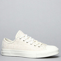 The Chuck Taylor All Star Premium Ox Sneaker in Off White