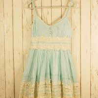 Got a Date Mint Lace Dress - Party - Dress - Retro, Indie and Unique Fashion