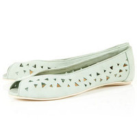 HONOLULU Cutout Peeptoe Shoes - New In This Week  - New In