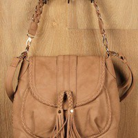 Native Perfection Satchel Bag