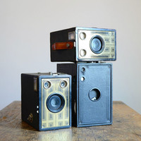 Vintage Kodak No. 2C Brownie Camera