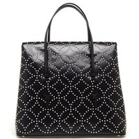 AZZEDINE ALAÏA | Studded Calf Leather Bag | Browns fashion & designer clothes & clothing