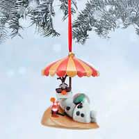 Olaf Sketchbook Ornament - Frozen