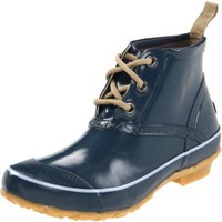 Bogs Women`s Charlot Waterproof Boot,Blue,7 M US