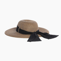 Doe A Deer Wide Brimmed Hat