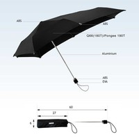 Senz Weatherproof Umbrella - Fashion - Yanko Design