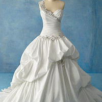 Disney Fairy Tale Wedding Tiana Dress