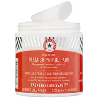 Skin Rescue Blemish Patrol Pads - First Aid Beauty | Sephora