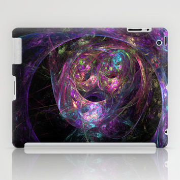 Chaos Colors iPad Case by 319media