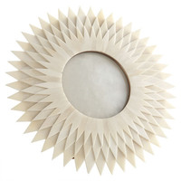 Bone Photo Frame - Sunburst | Decorative Accents | Wisteria