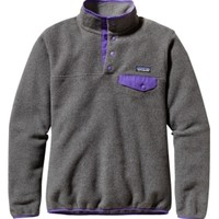 Patagonia Women's Synchilla Snap-1 Fleece Pullover - Dick's Sporting Goods