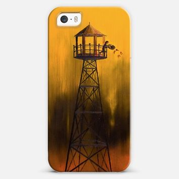 Autumn Tower iPhone 5s case by Timone | Casetify