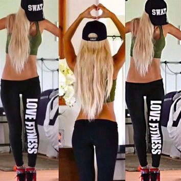 WORKOUT Womans Soft Yoga Pants Ftness Work Out Cotten Spandex Blend *Extra Small*