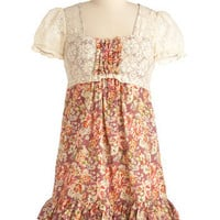 Pansy Patch Dress | Mod Retro Vintage Dresses | ModCloth.com