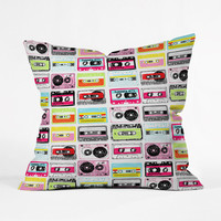 Mix It Up Throw Pillow Cover