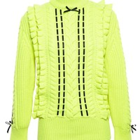 CHRISTOPHER KANE | Cashmere Jumper with Ribbon Detail | Browns fashion & designer clothes & clothing