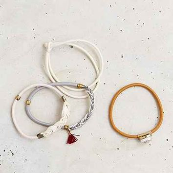 Raw Jem Ponytail Holder Set - Urban Outfitters