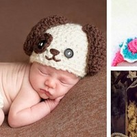 BACK BY POPULAR DEMAND Handmade Crochet Props for Babies