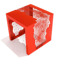 Lines Side Table