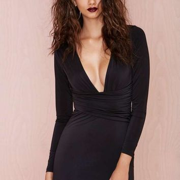 Nasty Gal Alina Dress