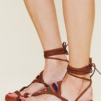 Free People Ojai Wrap Sandal